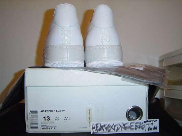 Nike Air Force 1 LUX 07 Anaconda 315583 111