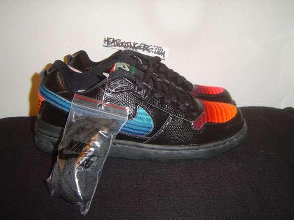 b423d783615b P-Rod Mexican Blanket paul rodriguez 312953 001 Nike Dunks