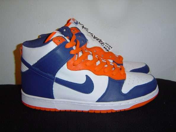 new style 722b0 54b5c ... Knicks Dunk High dunk high 304717 141 Nike Dunks,Nike Dunk SB,Air  Jordans ...