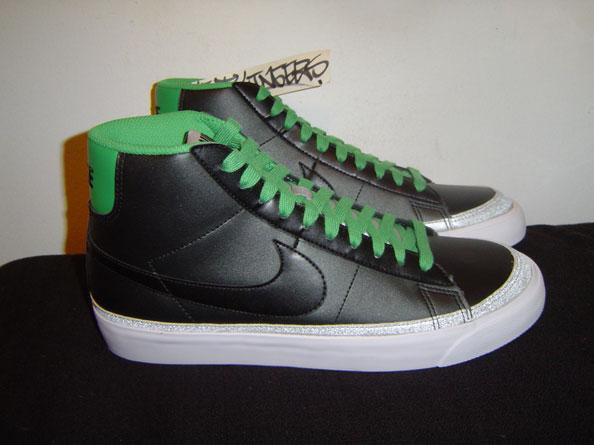 online store 8b16e 4d67f Nike Blazer Mid Premium 09 ND BlackGreen other basketball 371761 003 Nike  Dunks,Nike Dunk SB,Air Jordans,Air Force 1,Nike Dunk Low,Nike Dunk  High,Authentic ...